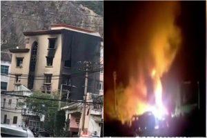 浙江玉環住宅火災  至少23死傷