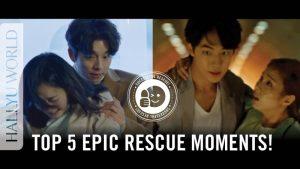 《鬼怪》和《河伯》5大超能力英雄救美场面(视频)