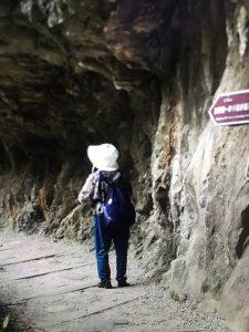 入花蓮砂卡礑步道 中國女遊客失蹤 警公布最後身影