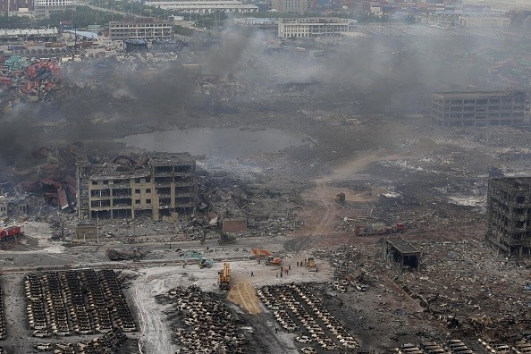 天津大爆炸已賠付81億   「暗殺」疑雲至今未散