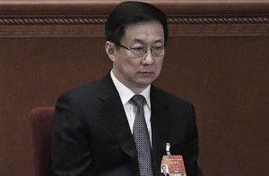 傳韓正入京「打醬油」 馬興瑞接任胡春華
