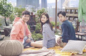 崔始源和姜素拉主演tvN新剧《卞赫的爱情》(视频)