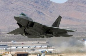 韩媒:美拟在韩部署F-22战机 10分钟可抵平壤