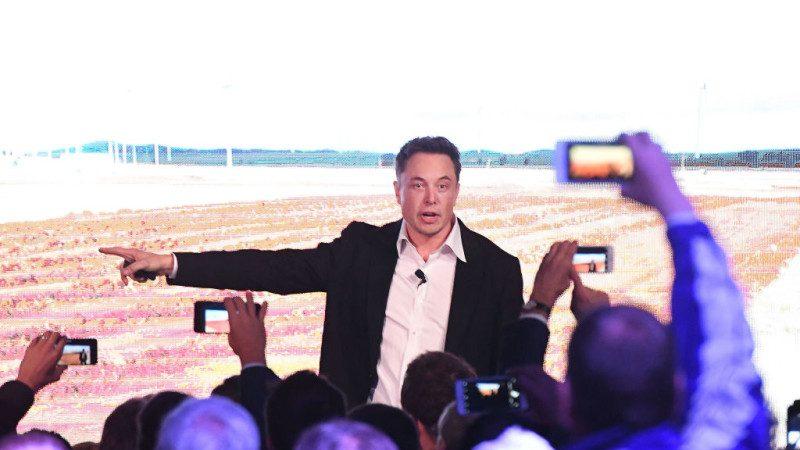 馬斯克:2024載客上火星月球 紐約至倫敦只需29分鐘