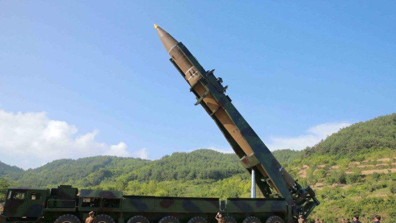 韩媒:朝鲜多枚飞弹从平壤研发机构移出