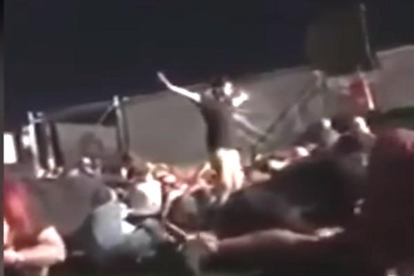 赌城大屠杀 勇者敞开双臂向枪手嘶吼 医院如战场夺秒救人