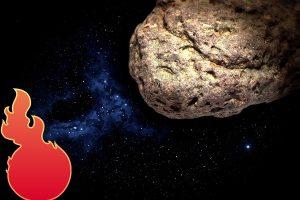 中国要有大事发生?中秋夜小行星撞击云南(视频)