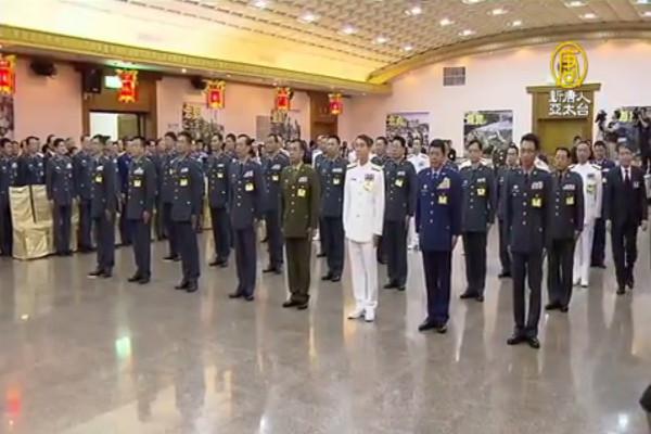 台退伍官兵传有千人 设籍中国诈领18%