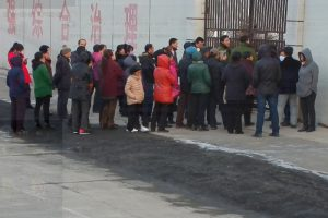 黑省老人饱受公安迫害 生命垂危仍被监视