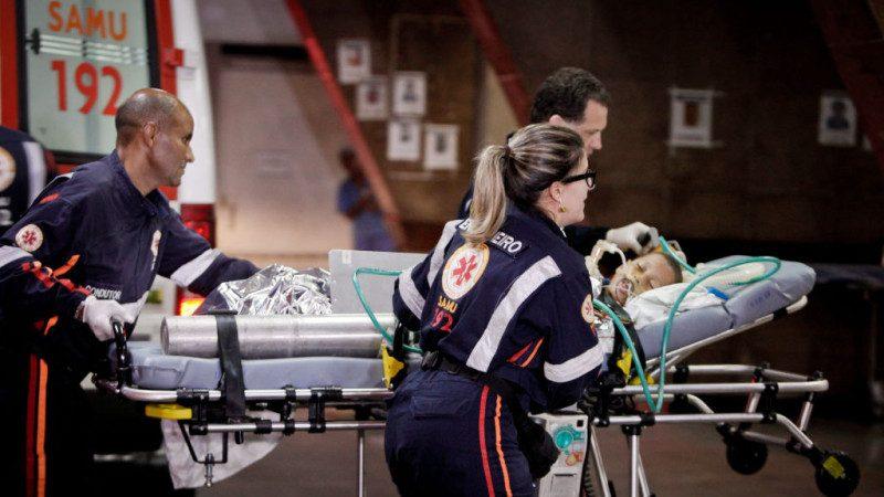 遭解雇警卫向幼儿泼汽油点火 巴西托儿所5师生身亡