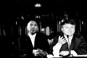 郭文貴稱江綿恆施壓阻其發聲  記者會再曝權貴腐敗