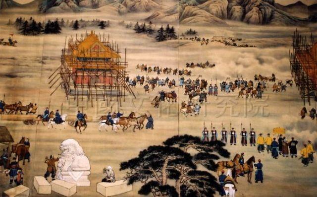 清東陵竟然藏着大清國十個驚天秘密