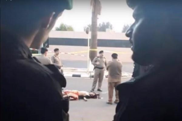 沙特王宮遭襲擊 2警衞身亡 槍手被當場擊斃