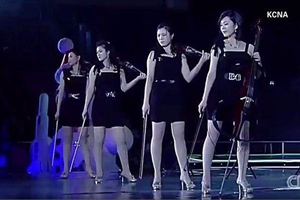 金正恩情人入党委  曾取消北京公演引中朝危机