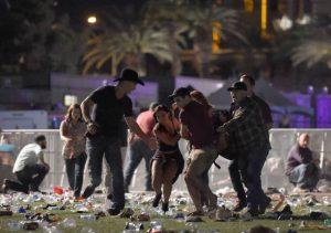警长谈赌城枪击案改变了原先的一个说法