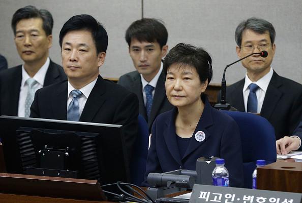 入獄半年患10種病 韓法院討論是否延長朴槿惠拘留期
