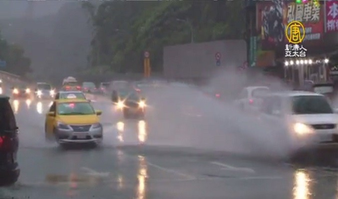 轻台卡努侵台概率不高 严防共伴效应带来豪雨