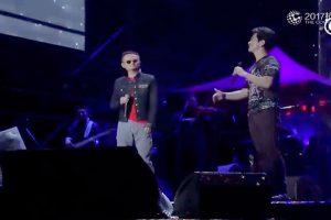 馬雲以「歌手」身份登台獻唱 (視頻)