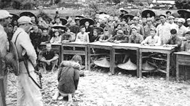 中共罪行錄之二十三:三年級的「地主分子」