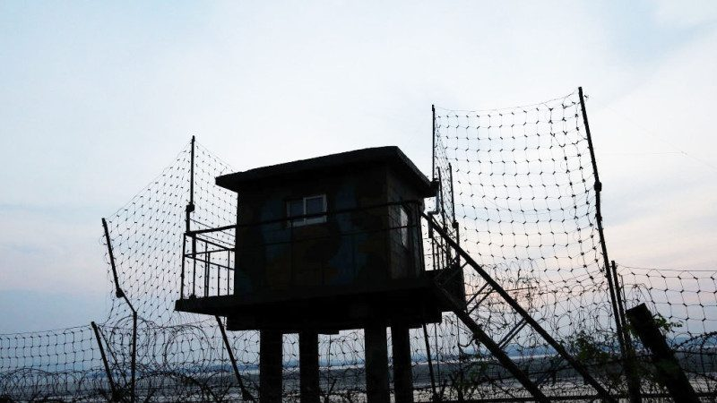传朝鲜导弹发射车移动 美韩展开防范部署