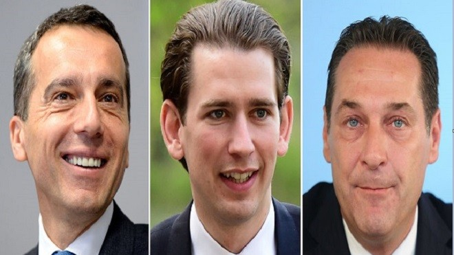 移民议题主导奥地利大选 欧盟或出最年轻领袖