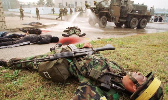 用活人作載體?美報告曝朝鮮13種生化武器