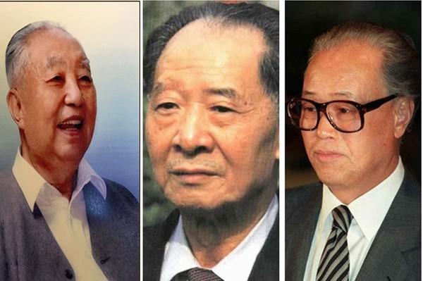 19大图片展泄高敏感区 三位党最高领导人消失