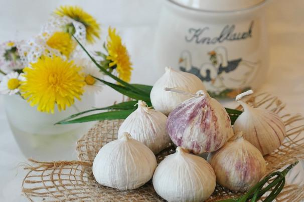 大蒜可預防感冒 免疫食材有哪些