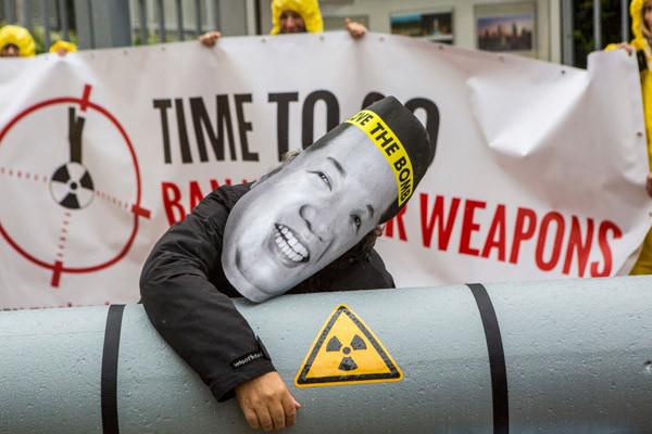 又要抢风头?川普访华前夕朝鲜核试场突现异动