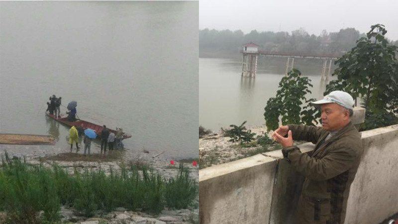 水库收钱可拍婚照  陕西一对准新人溺亡