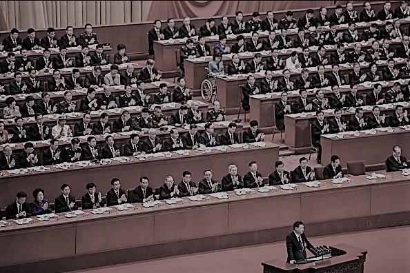 港媒预估新常委排名  汪洋居首栗战书或最末