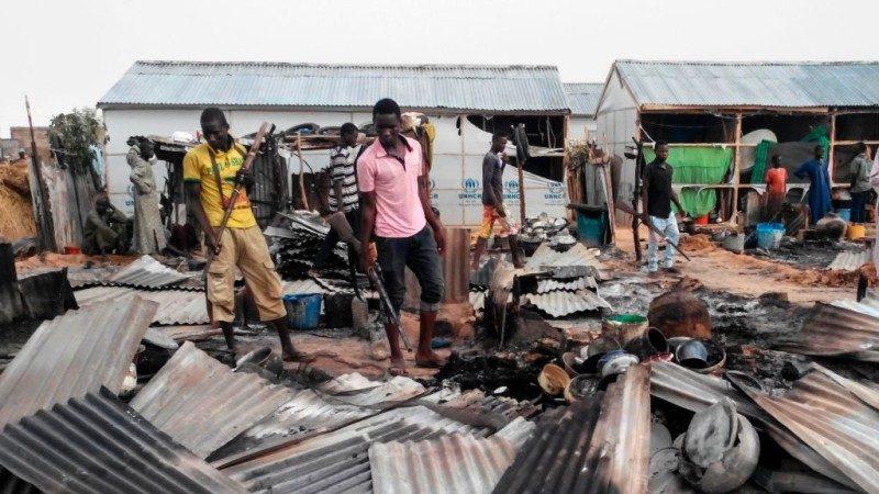3名女炸彈客接連引爆 尼日利亞13死16傷