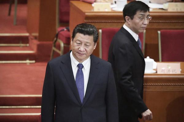 19大激鬥內幕 王滬寧最後一刻「當選」常委