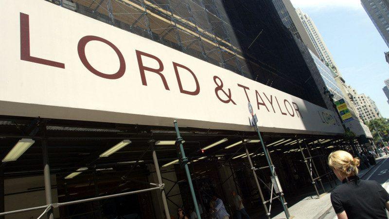 不敵零售業衰退 紐約103年歷史百貨公司出售