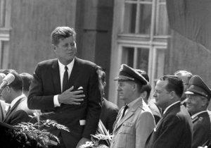 谁是幕后主谋?甘迺迪遇刺档案 川普要几乎全公布