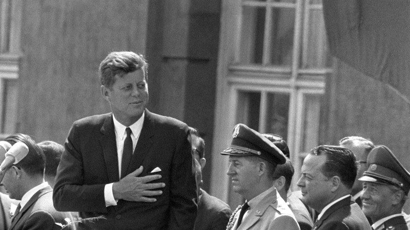 誰是幕後主謀?甘迺迪遇刺檔案 川普要幾乎全公布