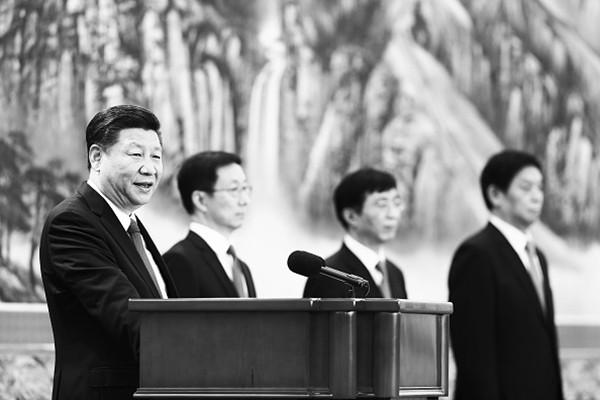 新任七常委突然离京齐赴上海 释何强烈信号?