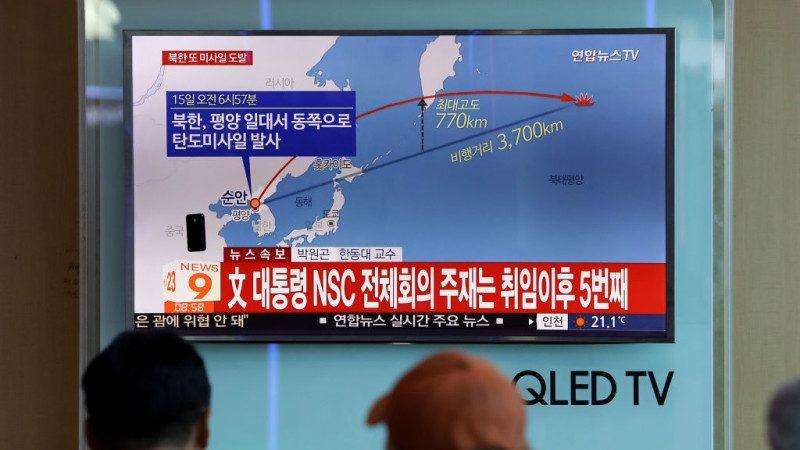 朝鮮核試場隧道坍塌  200人被困死亡