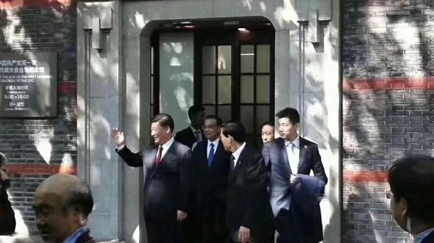 """七常委齐聚上海""""拜""""一大 盘点中共历届领导人悲惨下场"""