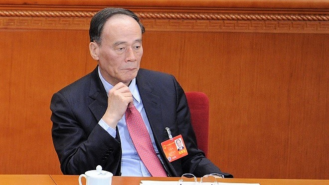 """王岐山已经""""落幕""""? 英媒传出新说法"""