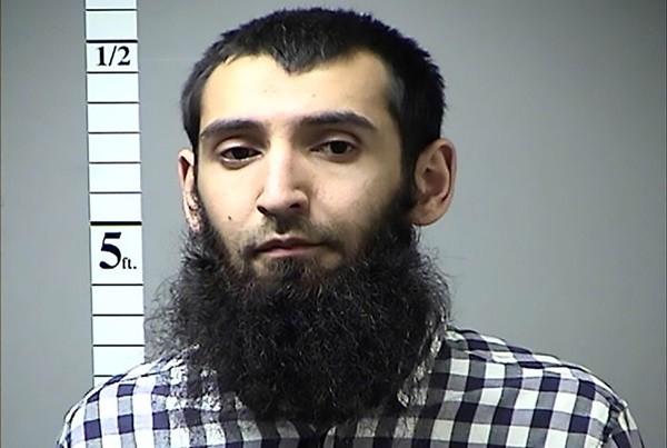 纽约恐袭嫌犯曾因与可疑人士接触 引FBI注意