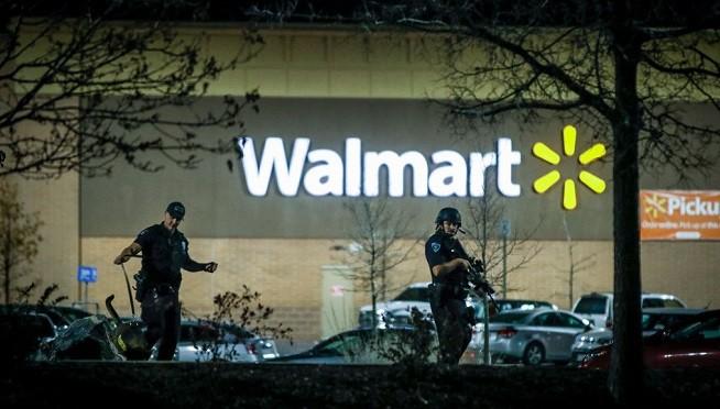 美科州沃尔玛爆枪击酿3死 凶嫌冷漠开枪后扬长而去
