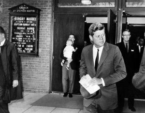 肯尼迪遇刺档案第3波释出 多为CIA机密纪录