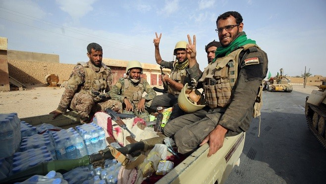 川普要IS「付出慘痛代價」 伊拉克再傳捷報