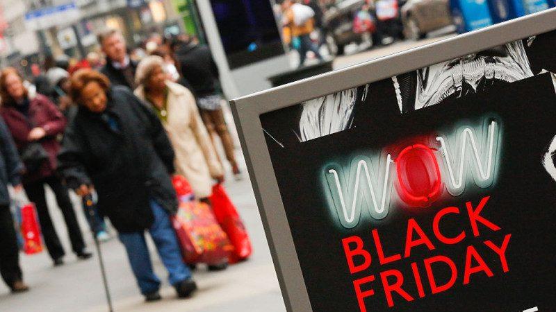 黑色星期五提前開打!美零售商啟動折扣銷售戰