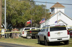 德州教堂槍手身份確認 案前一週曾曬步槍照片