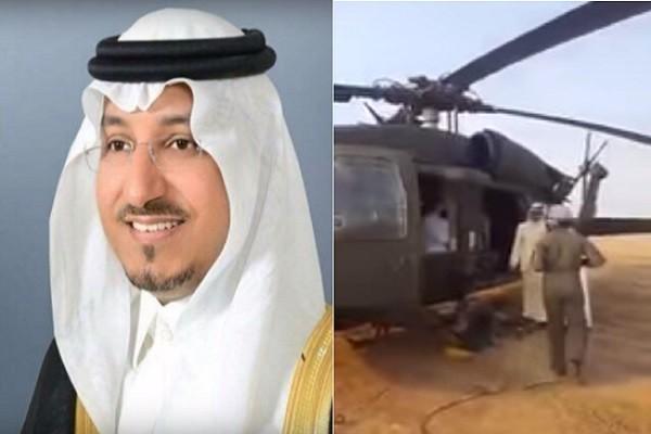 搭機墜毀也門邊境 沙特王子與機上7人全罹難