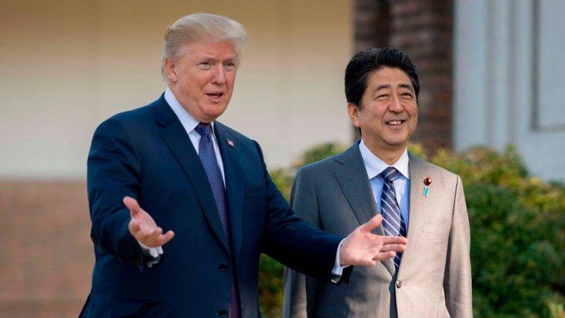 日本被朝鲜绑架者家属:川普是我们的希望