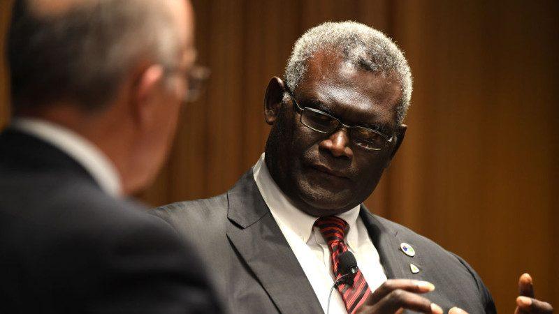 不信任投票 执政联盟成员倒戈  索罗门总理将下台
