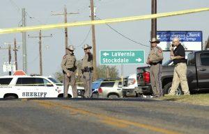 德州教堂血案 副牧师一家8人遇害 警称嫌犯死于自杀